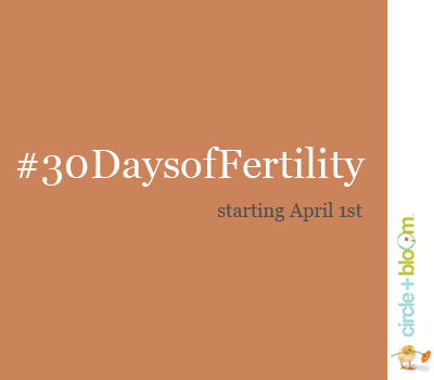 30DaysofFertility